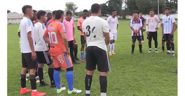 25 deportistas buscan llegar a la selección Quindío de fútbol sub-19