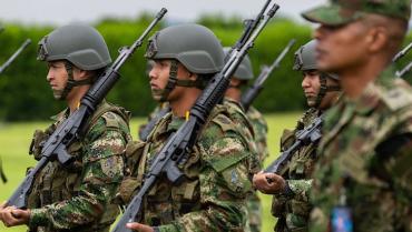 Fuerza aérea colombiana tiene abiertas inscripciones para jóvenes