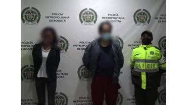 Envían a la cárcel a madre y padrastro de niña desaparecida en Bogotá