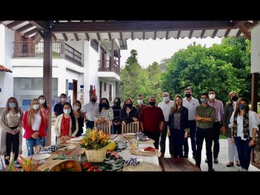 Reunidos para reactivar el turismo en el PCC