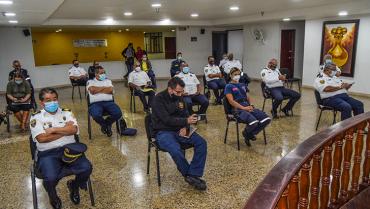 Creación de fondo y comité para suplir las necesidades de los cuerpos de bomberos