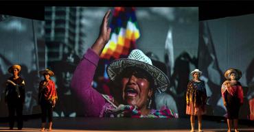 Dignidad, la obra teatral que evoca y valora la ancestralidad