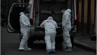 Ataque armado dejó a 2 hombres muertos en La Tebaida