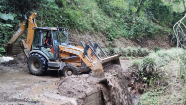 Alertas por invierno en Pijao y Buenavista bajaron a amarilla