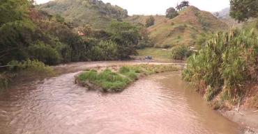 Encontraron cadáver de quindiano ahogado en el río De la Vieja