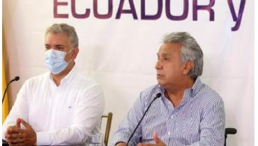 Ecuador y Colombia buscan mejorar prácticas en cooperación con apoyo de la UE