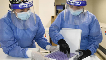 Al Quindío llegaron 5.420 vacunas Sinovac y 1.380 de Pfizer, para mayores de 60 años