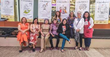 En marzo, 14 poetas quindianas continúan mostrando sus talentos en Unicentro Armenia
