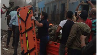 Sube a 43 el número de heridos por la explosión de un carro bomba en el Cauca
