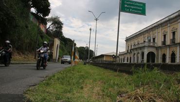 Vía libre para pavimentar tramo frente a La Estación