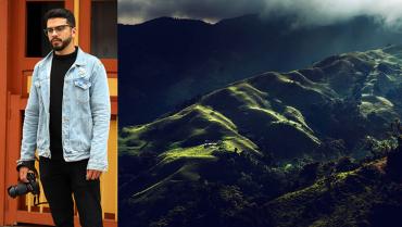 Santiago Sierra, ganador del primer puesto en el Concurso de FotografíaRuritage