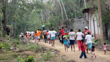 Más de 2.000 desplazados por enfrentamientos entre grupos armados en el Cauca