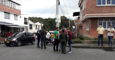 Capturados en el Tolima los presuntos asesinos del patrullero Pasos Montoya