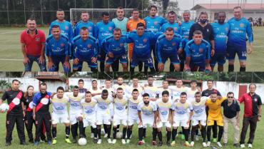 Con 18 equipos inicia el torneo de veteranos en el municipio de Circasia
