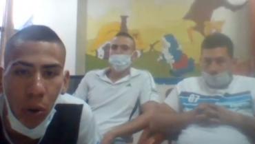 Juez ordenó encarcelar a los hermanosGómez Perales,  comprometidos en el homicidio del patrullero Pasos