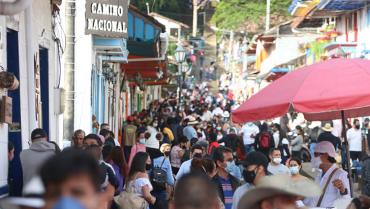 En Salento yFilandia, turismo masivo y poco cumplimiento de protocolos