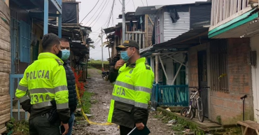 Masacre en Circasia: 4 muertos y 3 heridos