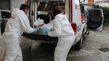 Asesinaron a Luis Alberto Restrepo en Montenegro