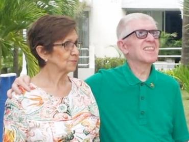 Aniversario  65 de matrimonio
