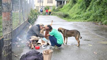 Comunidad 'lanza SOS' por el mirador de La Divisa