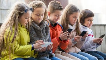 Tus hijos, en peligro digital