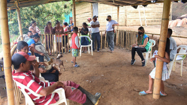Hasta el 30 de abril plazo para presentar iniciativas para Territorios Étnicos con Bienestar