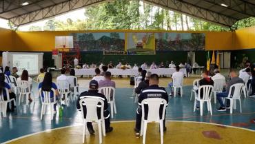 Crisis del hospital local, tema central en sesión de la asamblea departamental en Buenavista