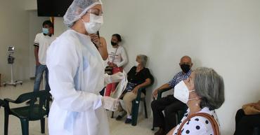 En Armenia, no se han registrado efectos adversos por la vacunación contra el coronavirus