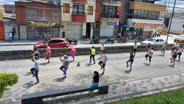 Fin de semana con ciclovías, pero sin deporte en escenarios deportivos públicos