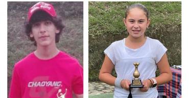 Torneo Grado 4 de tenis ya tiene sus campeones