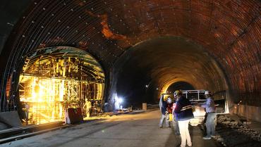 Según Consejo de Estado, era viable que Invías terminara el túnel de La Línea