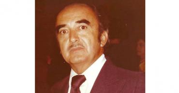 Me encontré en la vida con…  Benjamín Arias Gutiérrez