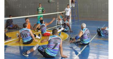 Se conformará el equipo quindiano de voleibol sentado