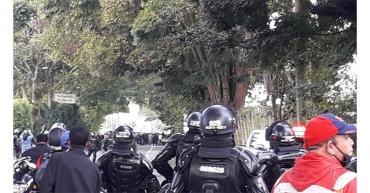 Toque de queda en La Tebaida por alteraciones del orden público