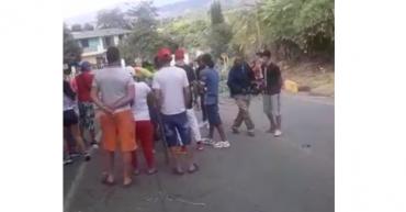 2 muertos con arma de fuego en límites con Quindío