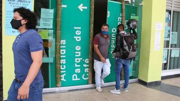 Por la situación de orden público, en La Tebaida se aumentará el pie de fuerza policial y militar