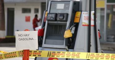 Quindío sigue sin gasolina; preocupación en el transporte urbano de Armenia