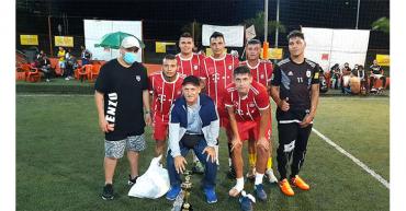 Hasta el 23 de mayo abierta convocatoria para Copa Mayores de 35