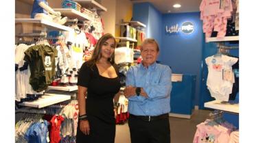 Little MIC llegó a Unicentro Armenia y ofrece  hasta 60 % de descuento en toda la ropa para bebés hasta este lunes