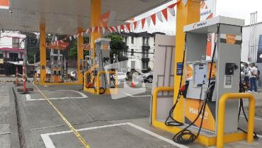 Pico y placa para vender combustible en Armenia