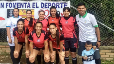 Abiertas las inscripciones para el torneo femenino de fútbol en Ciudad Dorada