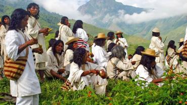 Historias de puntas de flecha,  de memoria indígena y canción