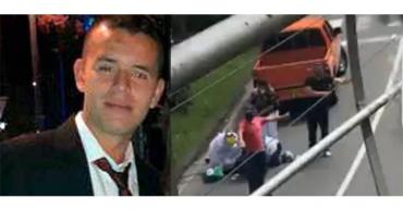 Juan José Santamaría es el nombre del joven que murió al ser arrollado por un vehículo