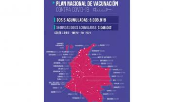 125.570 dosis contra la Covid-19 se han aplicado en el Quindío