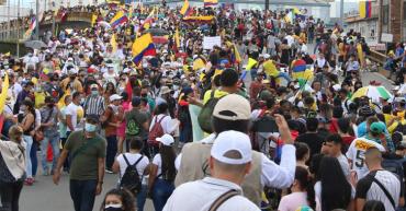 Al menos 129 personas siguen desaparecidas en las protestas del país