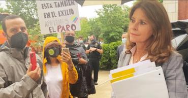 Colombia pide esperar investigación interna antes de visitas de la OEA y CIDH