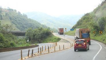Seguro y sin cogestión vehicular el paso por La Línea