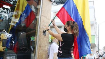 Por el derecho al trabajo, la libertad y la movilidad, habrá marcha en Armenia