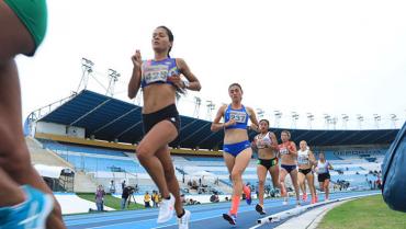 María Fernanda Montoya inició la búsqueda del sueño olímpico