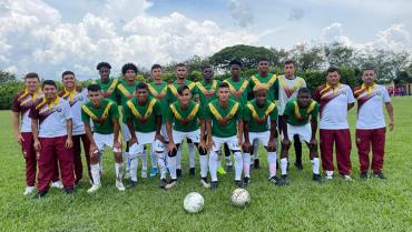 Quindío, local en el Zonal Nacional de Fútbol